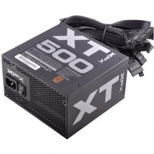 FUENTE XFX 500W XT 80+ BRONCE